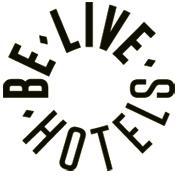Resultado de imagen de be live logo