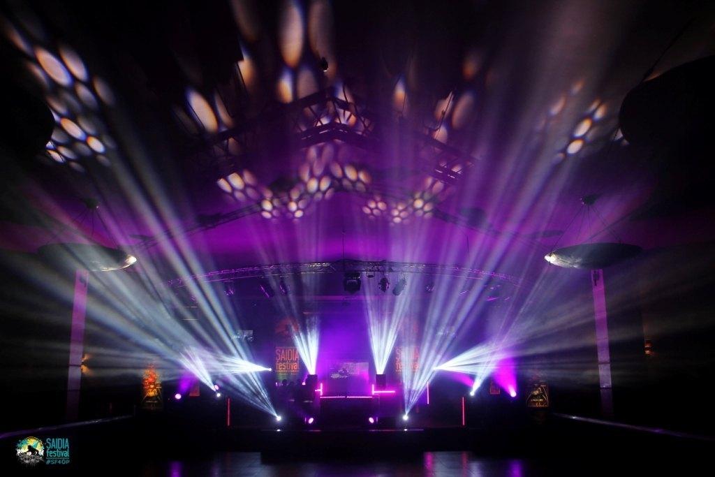 Teatro Disco Saidia Festival