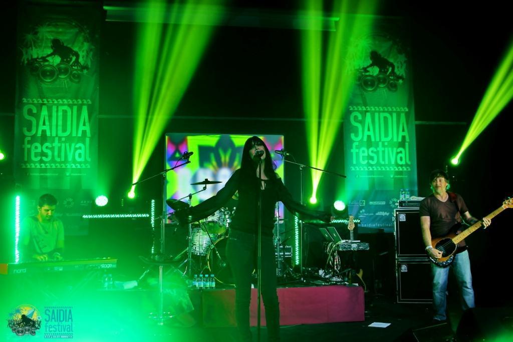 Efecto Mariposa, Saidia Festival 2014
