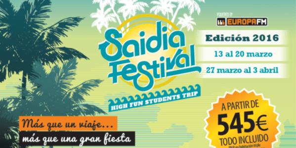 saidia festival 16